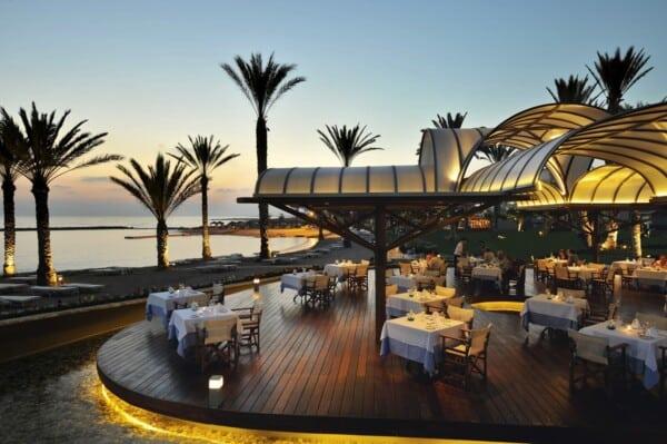 11 PIONEER BEACH HOTEL THALASSA MEDITERRANEAN RESTAURANT