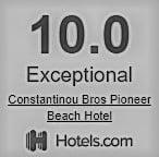 hotels.com award widget pioneer